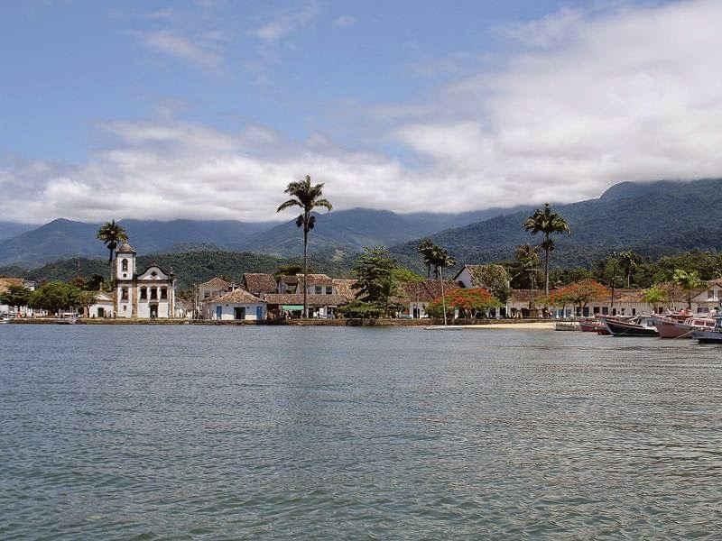 Paraty, Brazil: The hip little paradise away from Rio